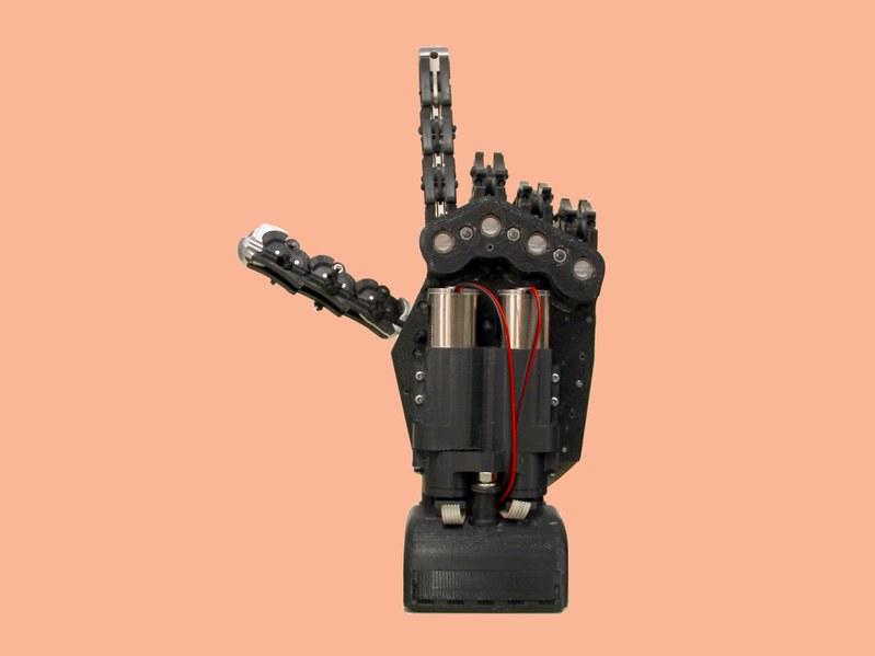Простая, но хитроумная роботизированная рука - 1
