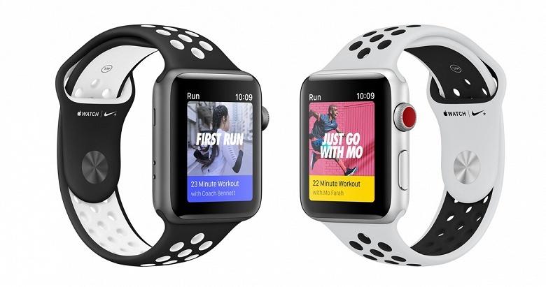 Умные часы Apple Watch Series 4 появились в предзаказе - 2