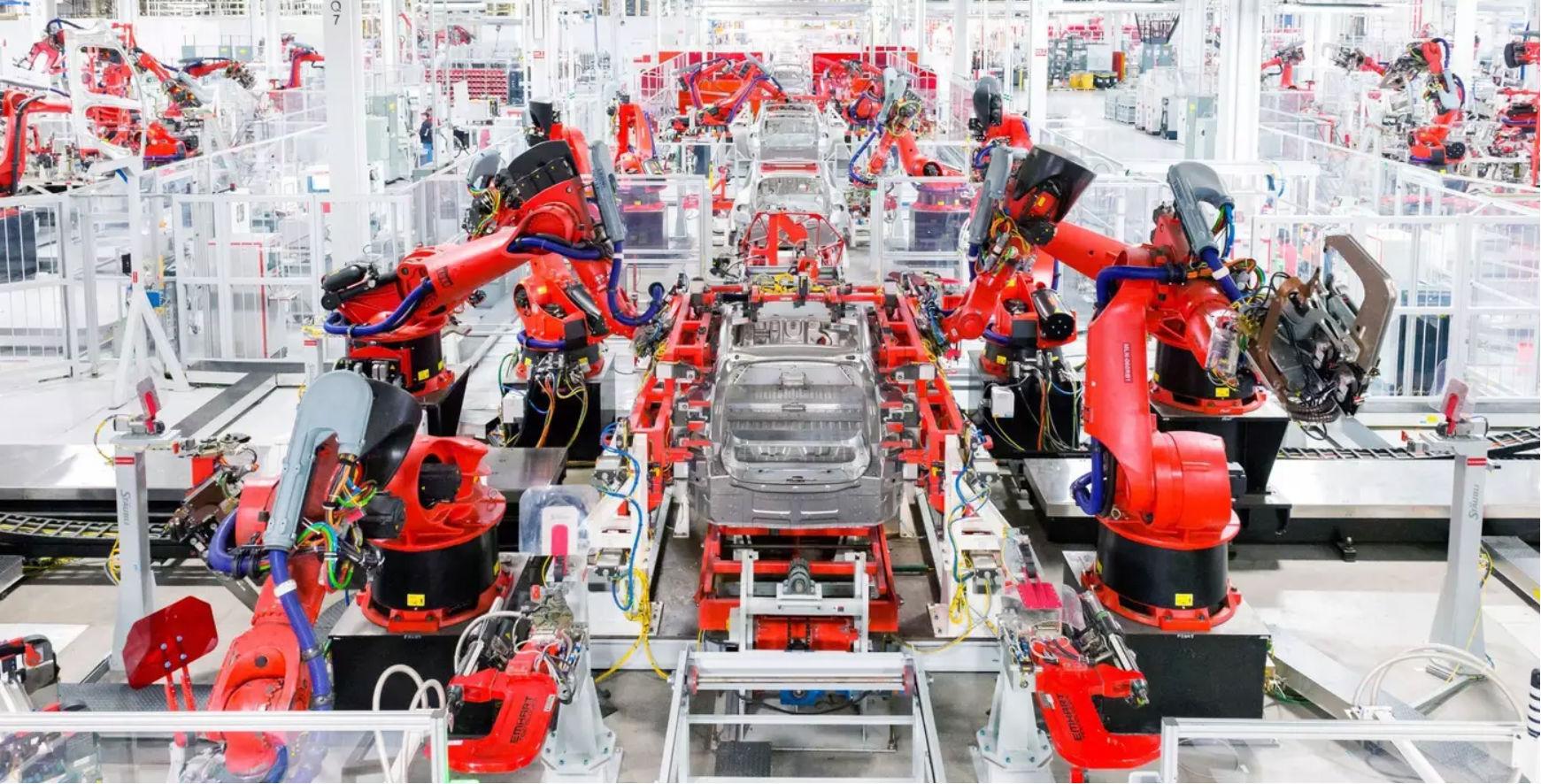 Tesla поставила квартальный рекорд по объему произведенных электромобилей - 2