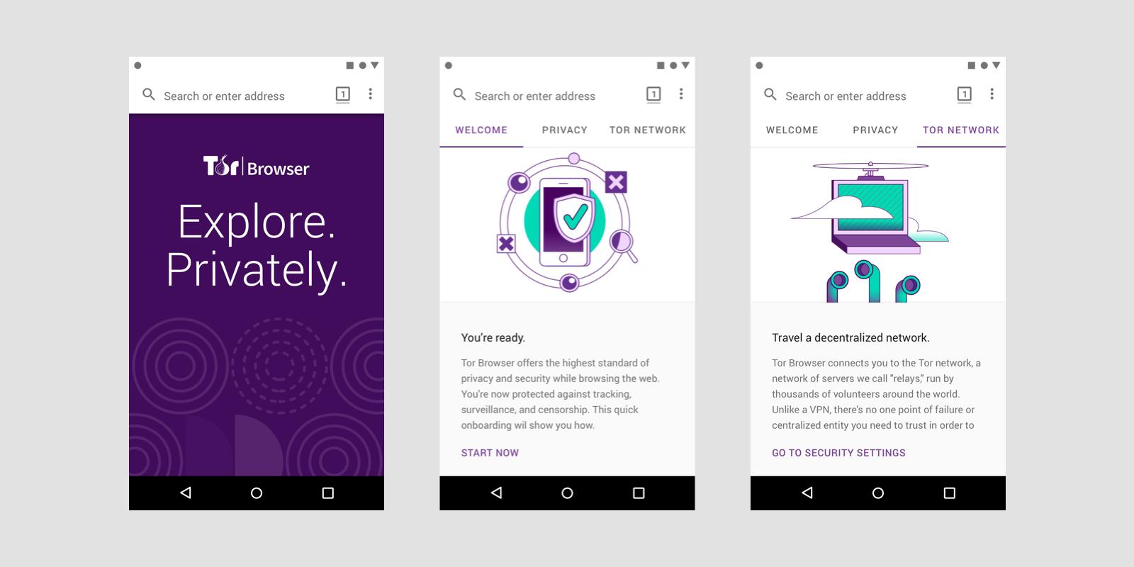 Tor Browser перешел на кодовую базу Firefox Quantum и Photon UI - 3