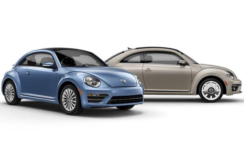 Volkswagen показал прощальную версию своей легендарной модели