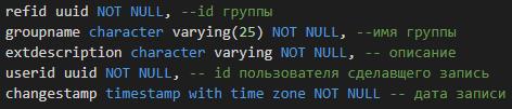 Пример простого версионирования записей PostgreSQL - 4