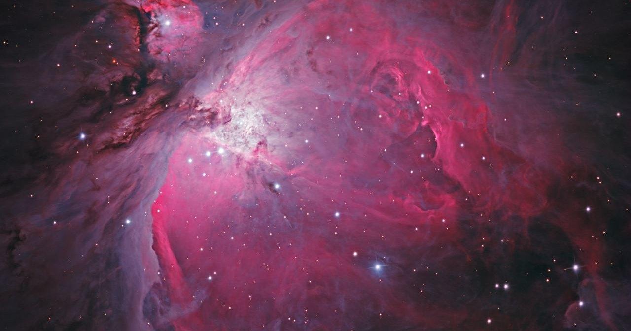 Выяснена роль магнитных полей в звездообразовании
