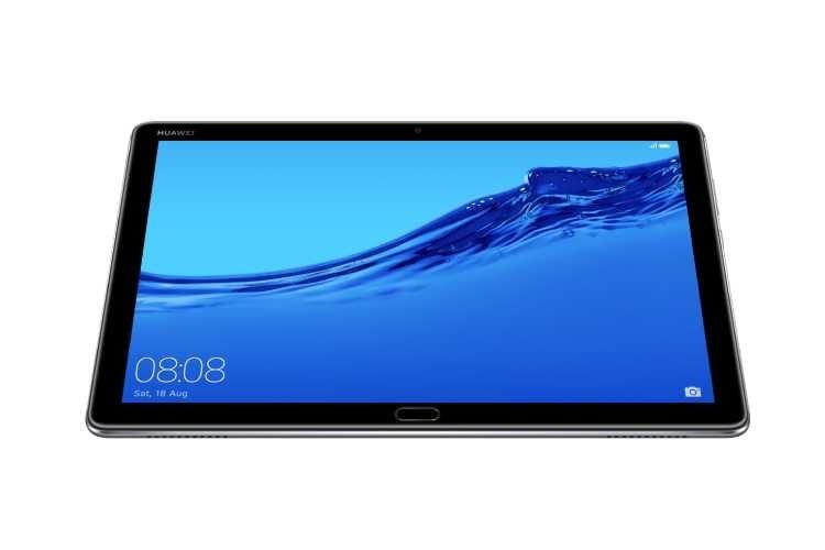 "Huawei представила 10,1"" планшет MediaPad M5 lite с динамиками, настроенными Harman Kardon"