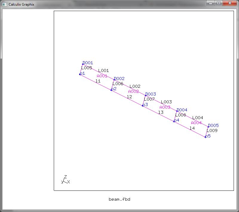 Изучаем сопромат с CalculiX - 20