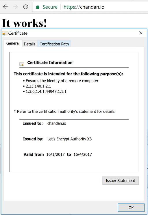 Как настроить Apache HTTP с SSL-сертификатом - 5