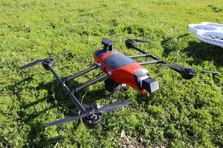 Компания Airware, занимающаяся дронами, закрывается после растраты 8 млн
