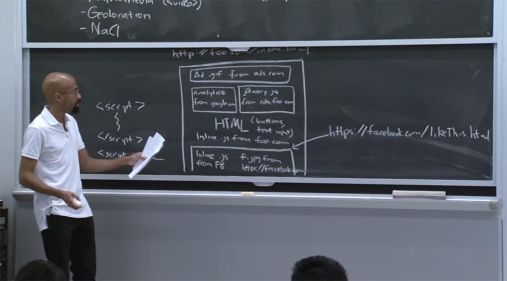 Курс MIT «Безопасность компьютерных систем». Лекция 8: «Модель сетевой безопасности», часть 1 - 10