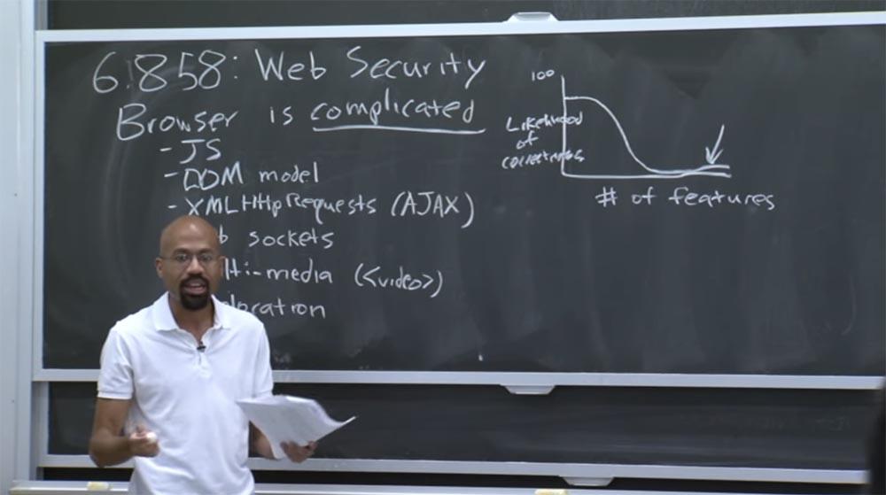 Курс MIT «Безопасность компьютерных систем». Лекция 8: «Модель сетевой безопасности», часть 1 - 3