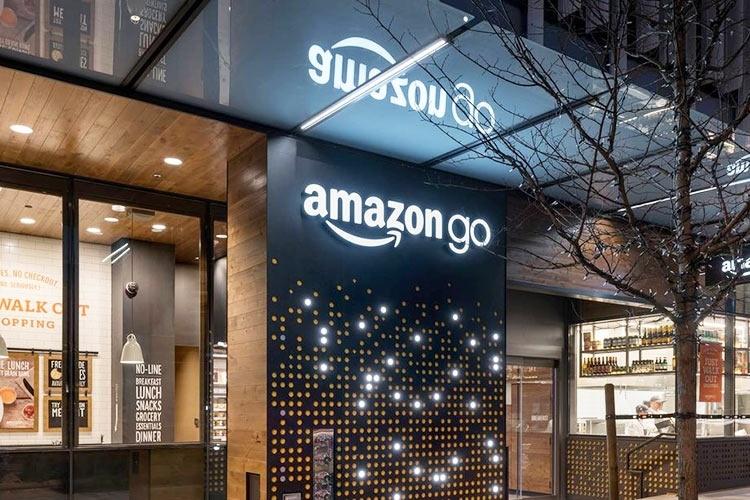 Amazon открыла первый магазин без кассиров за пределами Сиэтла