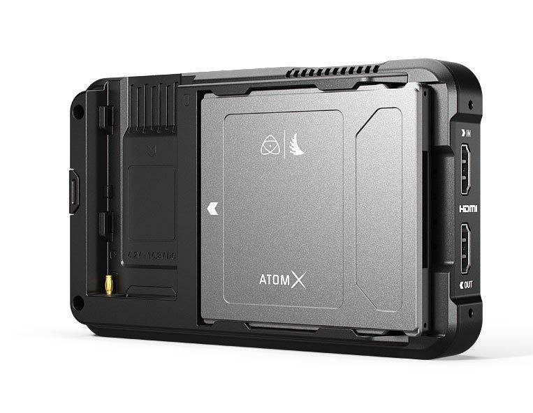 Angelbird отошла от привычного типоразмера 2,5 дюйма в накопителе AtomX SSDmini