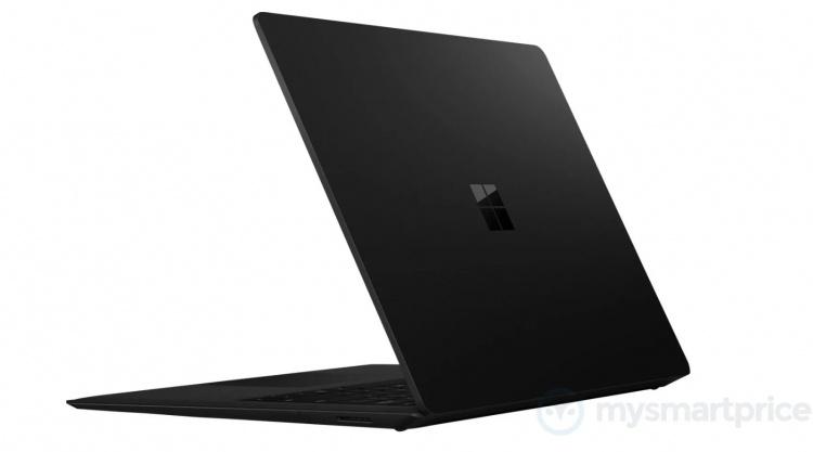Microsoft Surface Laptop 2 «засветился» со старым дизайном, но в новом цвете