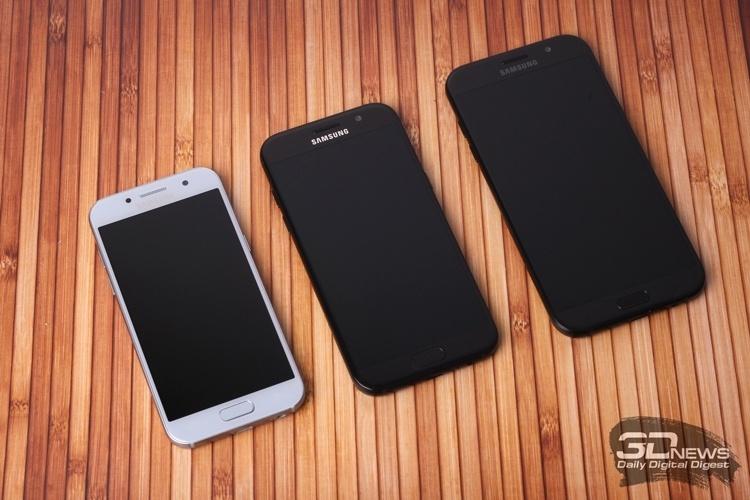 Samsung приписали намерение выпустить смартфон серии Galaxy A на базе Snapdragon 845