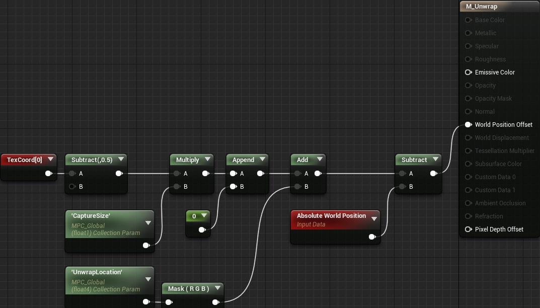 Динамическое рисование по мешу в Unreal Engine 4 - 10