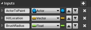 Динамическое рисование по мешу в Unreal Engine 4 - 13