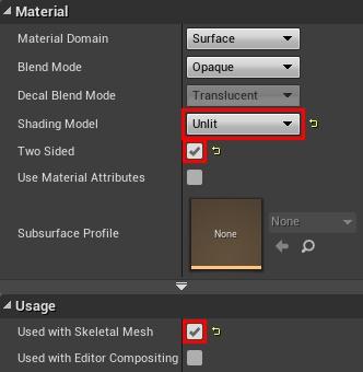 Динамическое рисование по мешу в Unreal Engine 4 - 9