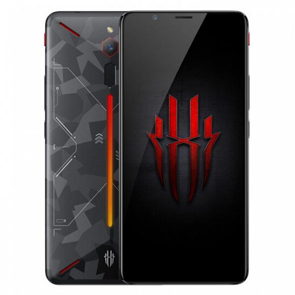 Игровой смартфон Nubia Red Magic в топовой версии стоит менее $400