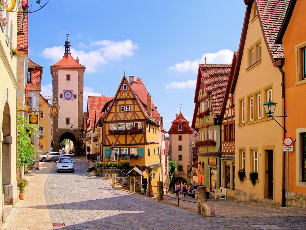 Мой опыт переезда, жизни и учебы в Германии - 1