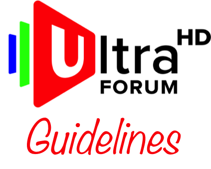 Организация Ultra HD Forum опубликовала рекомендации Phase A Guidelines V1.5