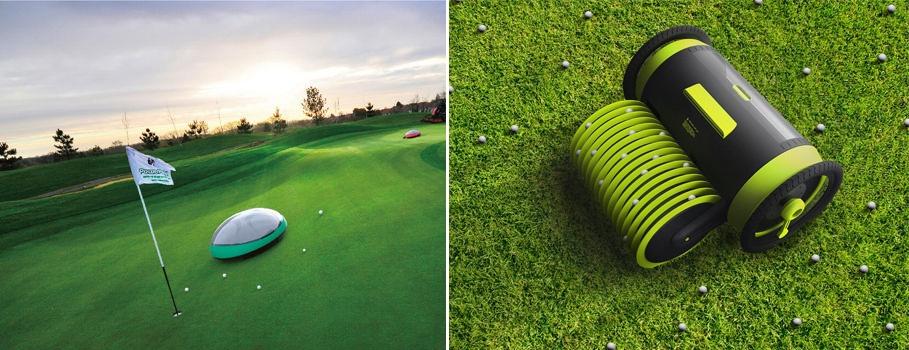Разработка робота для сбора мячей для гольфа - 10