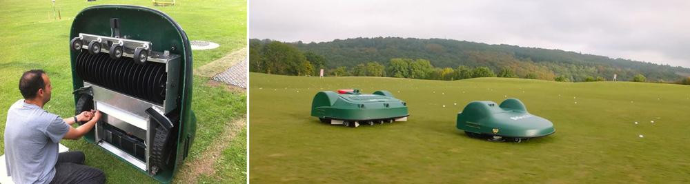 Разработка робота для сбора мячей для гольфа - 11