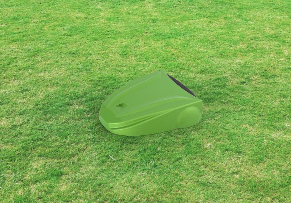 Разработка робота для сбора мячей для гольфа - 18
