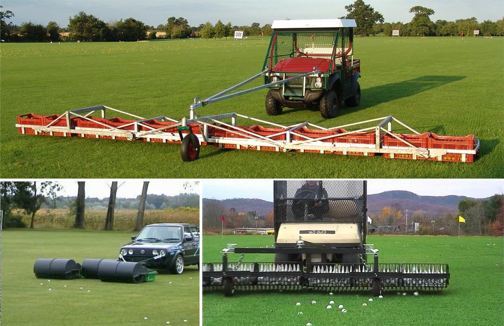 Разработка робота для сбора мячей для гольфа - 7