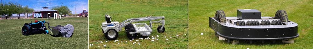 Разработка робота для сбора мячей для гольфа - 9