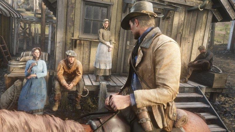 Red Dead Redemption 2: новые подробности