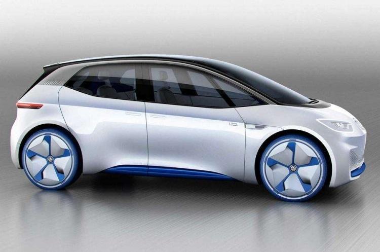 Volkswagen выпустит в ходе первого этапа 10 млн электромобилей