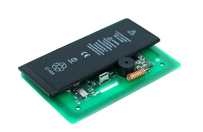 Использование аккумулятора от iPhone при разработке носимой электроники - 1