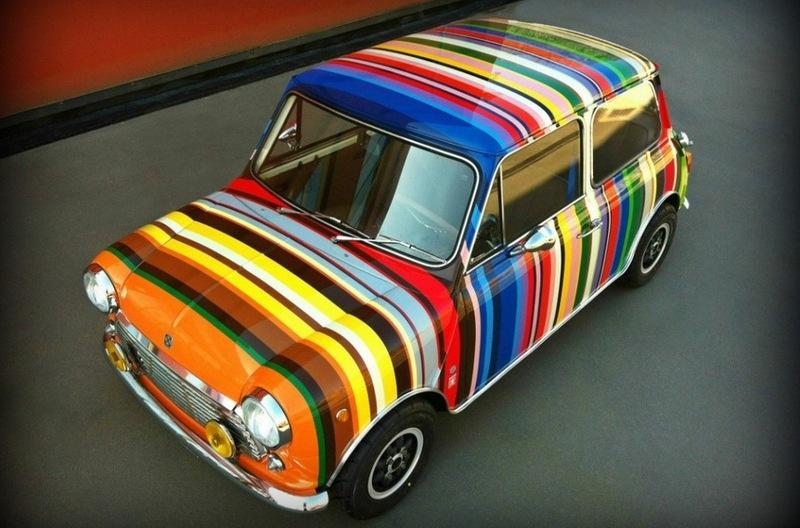 Определение цвета автомобилей с использованием нейронных сетей и TensorFlow - 1