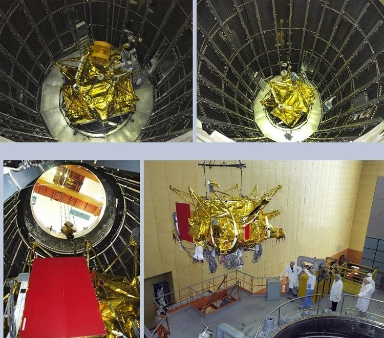 Завершён важный этап испытаний астрофизической обсерватории «Спектр-РГ»