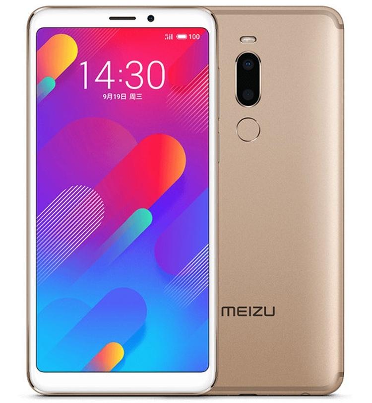 Meizu V8 и Meizu V8 Pro: смартфоны с 5,7″ экраном HD+