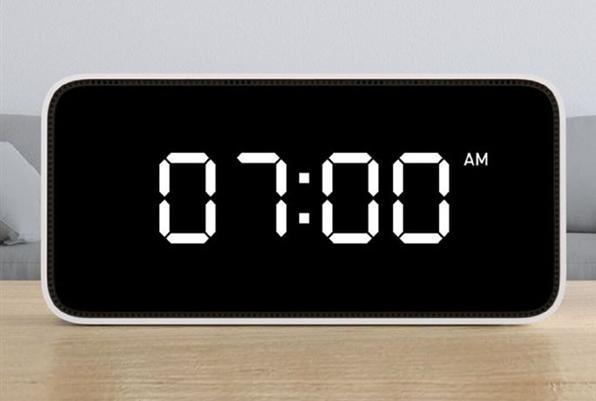 Xiaomi показала умный будильник