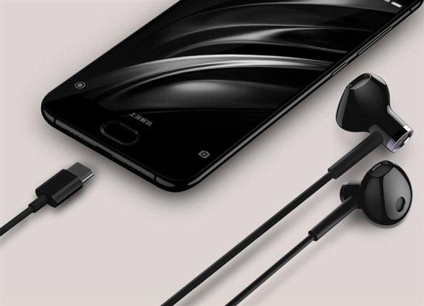 Xiaomi представила наушники Half in-ear с разъёмом USB Type-C