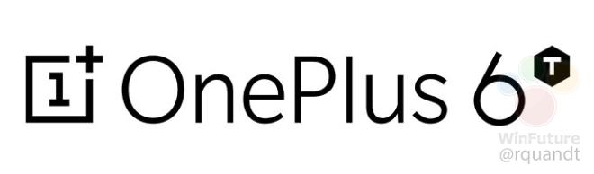 OnePlus 6T, официальный логотип