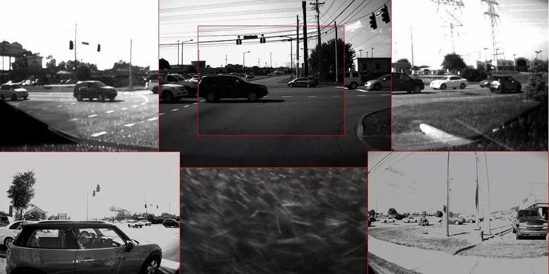 Камеры электромобилей Tesla будут служить видеорегистраторами