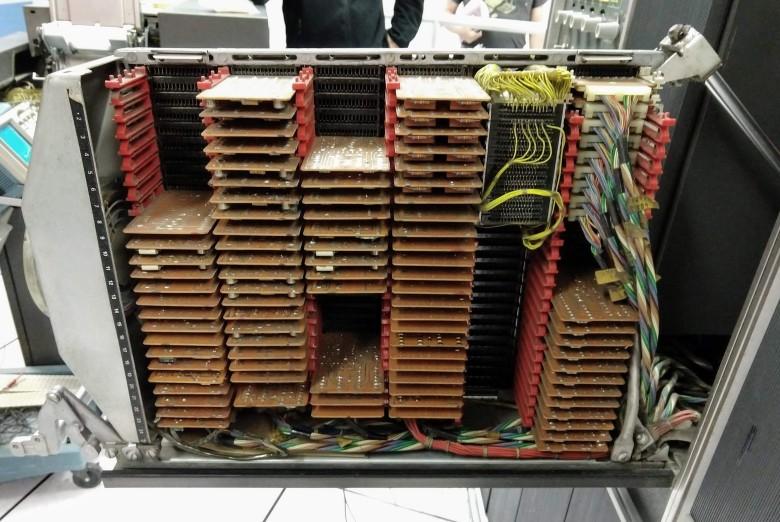 Ремонт принтера от мейнфрейма IBM 1401 эпохи 60-х - 10