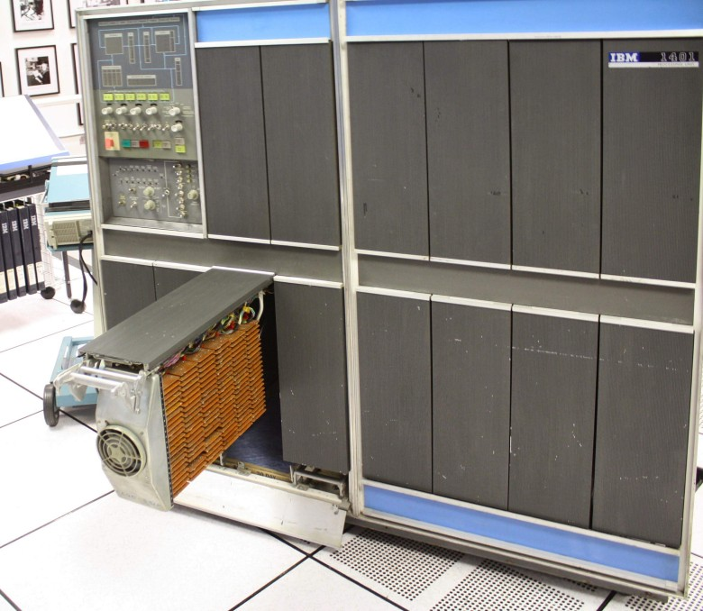 Ремонт принтера от мейнфрейма IBM 1401 эпохи 60-х - 2