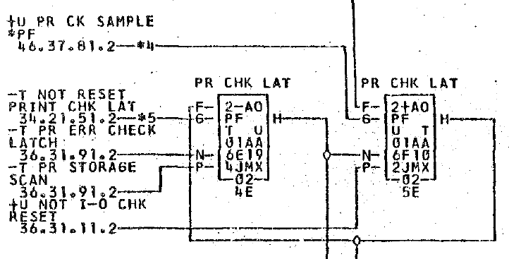 Ремонт принтера от мейнфрейма IBM 1401 эпохи 60-х - 5