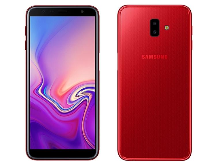 Смартфоны Samsung Galaxy J4+ и J6+ получили экран HD+ размером 6″