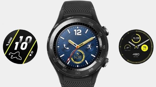 Умные часы Huawei Watch X на подходе