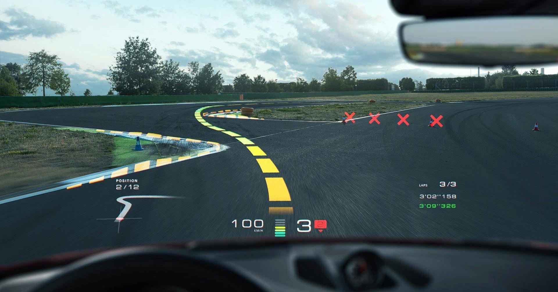 Porsche вложилась в дополненную реальность