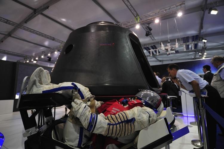 Антропоморфный робот Фёдор отправляется в Роскосмос