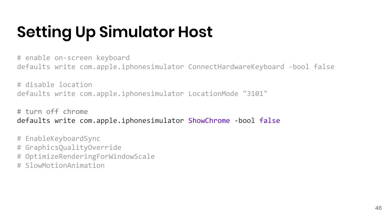 Когда нужны скорость и масштабирование: сервер распределенных iOS-устройств - 28