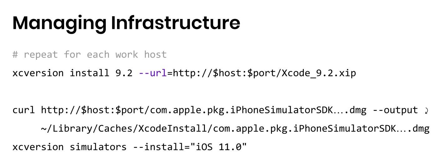Когда нужны скорость и масштабирование: сервер распределенных iOS-устройств - 31