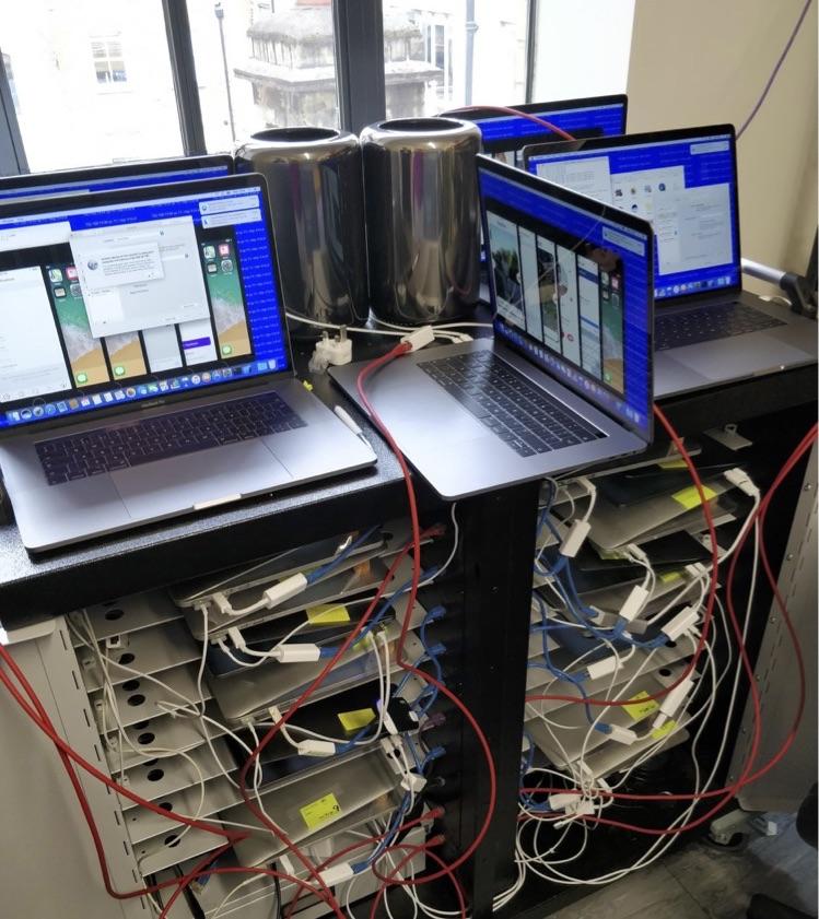 Когда нужны скорость и масштабирование: сервер распределенных iOS-устройств - 5