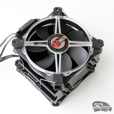 Новая статья: Обзор и тестирование процессорного кулера Raijintek LETO PRO RGB