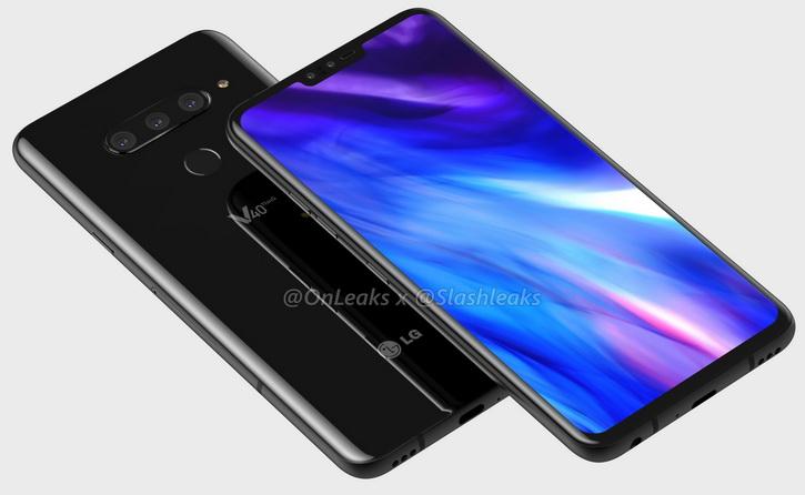 Подтверждено наличие 8 ГБ ОЗУ в смартфоне LG V40 ThinQ
